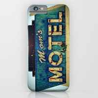iPhone & iPod Case featuring Mom's Motel by Barbara Gordon Photography
