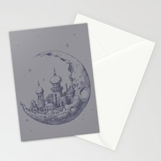 Arabian Crescent Stationery Cards