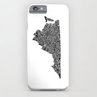 Typographic Virginia iPhone 6 Slim Case
