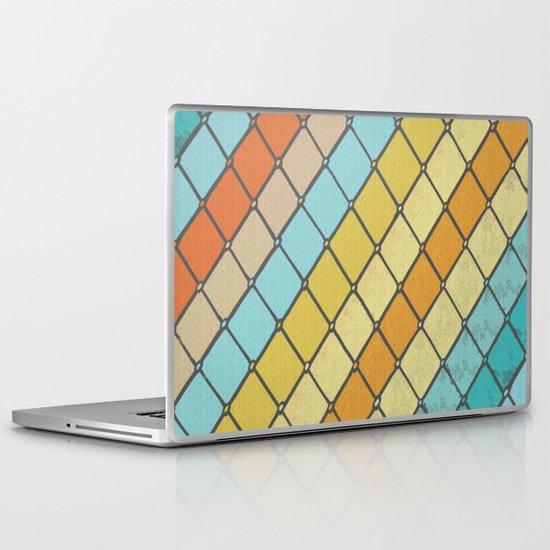Fish Aqua Print Laptop & iPad Skin