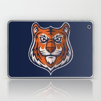 Tiger Shield Laptop & iPad Skin