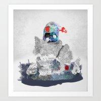 OHNZ - R13/1 Art Print