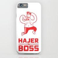 Hajer Boss iPhone 6 Slim Case