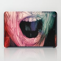 The Scream. iPad Case