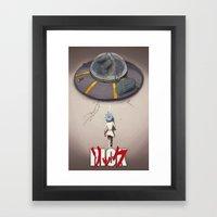 リック • RICK  Framed Art Print