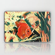 Small Fish Laptop & iPad Skin