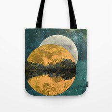 Because of parallel possibilities Tote Bag