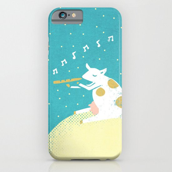 Decided to Stay iPhone & iPod Case