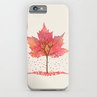 iPhone Cases featuring Fall by Dan Hess