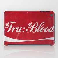 Tru:Blood iPad Case