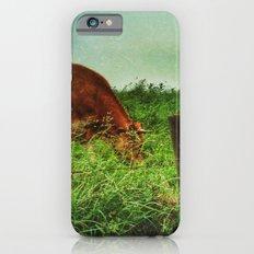 who says mooo Slim Case iPhone 6s