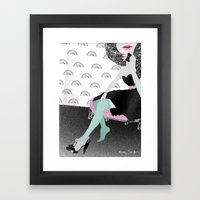 If the shoe fits... buy it in every colour II Framed Art Print