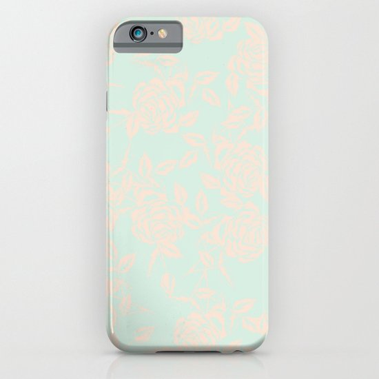 A bed of ROSES iPhone & iPod Case