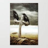 The Calling Canvas Print