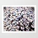 Beans 1 Art Print