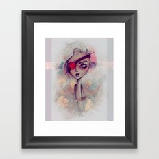 Colors Perceived Framed Art Print
