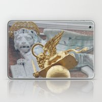 Lions on St Mark's Square Laptop & iPad Skin