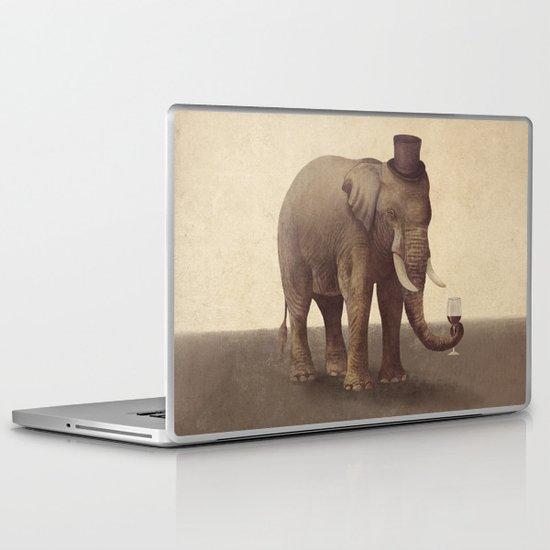A Fine Vintage  Laptop & iPad Skin