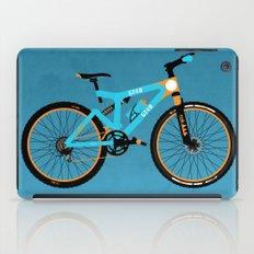 Mountain Bike iPad Case