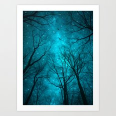 Stars Can't Shine Withou… Art Print