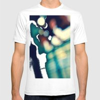 Transmit 1a Mens Fitted Tee White SMALL