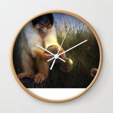 Curio Wall Clock
