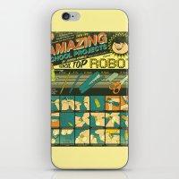 Amazing School Projects iPhone & iPod Skin