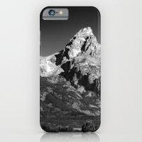 Grant Teton National Park - Mountains iPhone 6 Slim Case