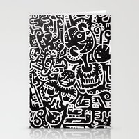 Moonbeasts Stationery Cards