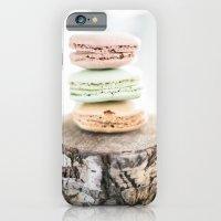 Macarons From Paris iPhone 6 Slim Case