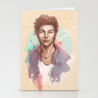 And All His Little Thing… Stationery Cards