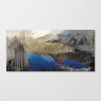 imposscape_01 Canvas Print