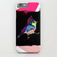 Neon Bird iPhone 6 Slim Case
