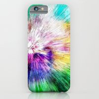 Colorful Tie Dye Abstract iPhone 6 Slim Case