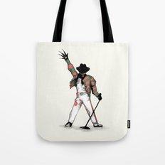 Scream Queen Tote Bag