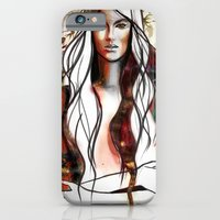 iPhone & iPod Case featuring Seasons by Dnzsea