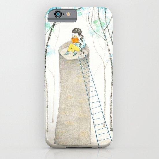 A different Rapunzel iPhone & iPod Case