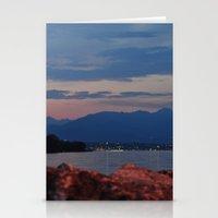 Lago Di Garda Stationery Cards