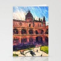 Jerónimos Monastery Stationery Cards