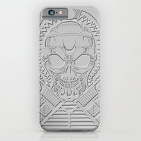 Terminator Polynesian iPhone 6 Slim Case