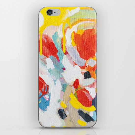 Color Study No. 6 iPhone & iPod Skin