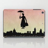 mary poppins iPad Case