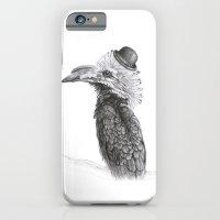 Fancy Hornbill iPhone 6 Slim Case