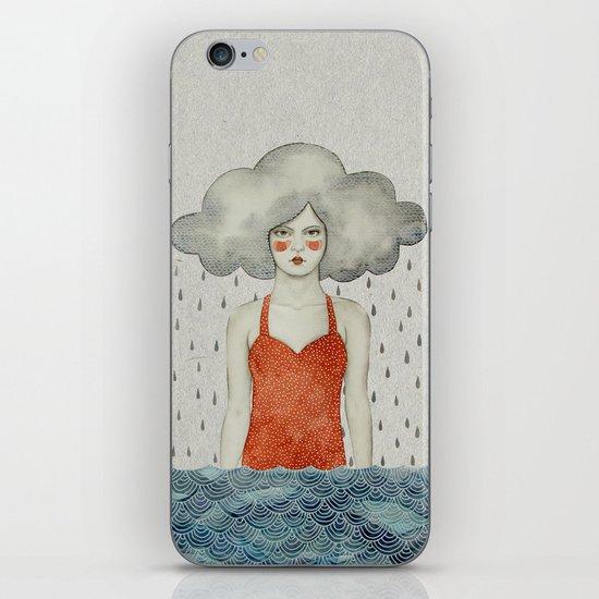 Aglaura iPhone & iPod Skin