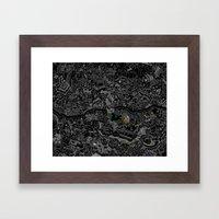ville une Framed Art Print