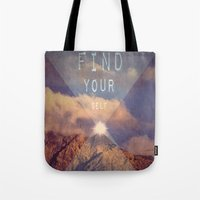 FIND YOUR SELF Tote Bag