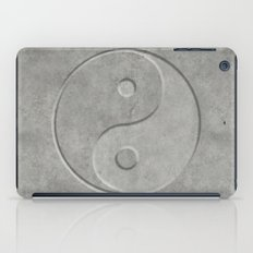 Yin and Yang iPad Case