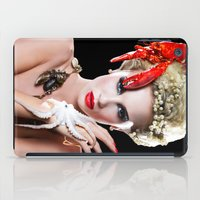 Seafood iPad Case