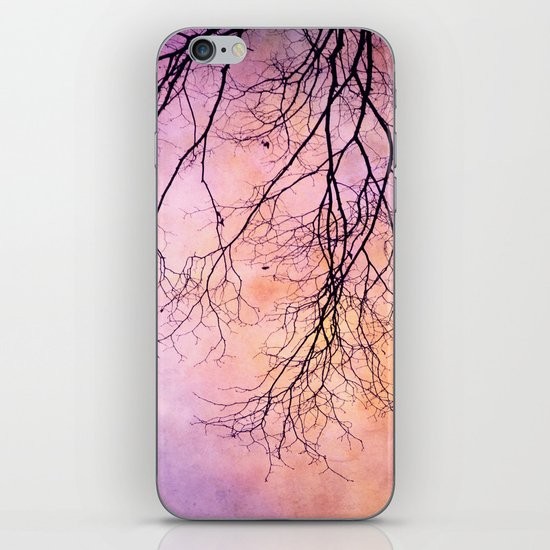 novembre iPhone & iPod Skin