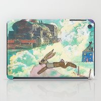 Run Bertie iPad Case